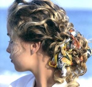 Recogidos y peinados en peluqueria y estetica paracuellos. Peluqueria SEVI
