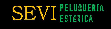 Logo Sevi Peluqueria y Estetica en Paracuellos