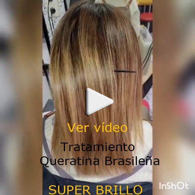 Foto Peluqueria sevi en Paracuellos Queratina Brasileña superbrillo